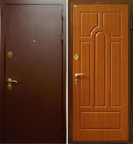 купить металлические двери в одинцовском районе