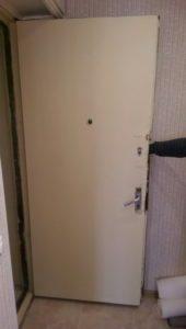 ремонт двери